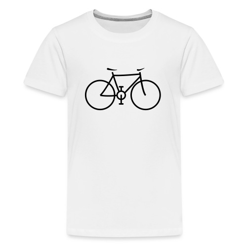 Singlespeed - Teenager Premium T-Shirt
