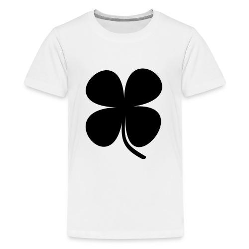 CLOVER - Camiseta premium adolescente