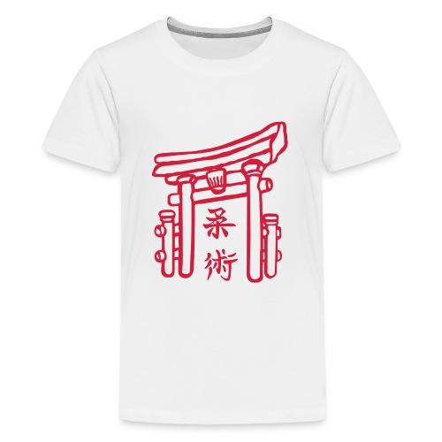 Jiujitsu_Tor - Teenager Premium T-Shirt