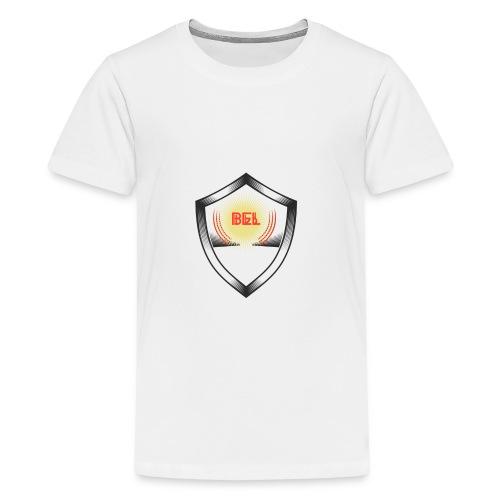 Belgien T-Shirt Design(1) - Teenager Premium T-Shirt