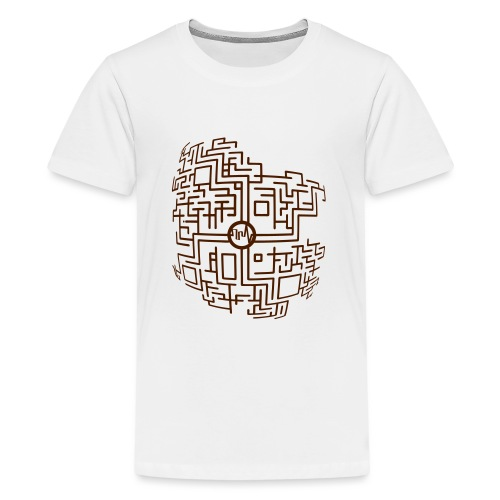 MacroAbstract PdB1 - T-shirt Premium Ado