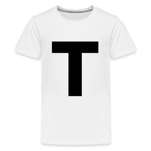 Tblack - Teenager Premium T-Shirt