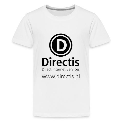 directis logoallblack203 - Teenager Premium T-shirt