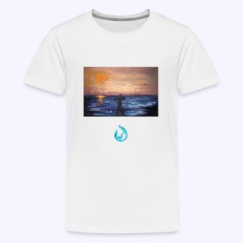 Sunrise - Maglietta Premium per ragazzi