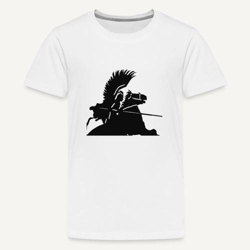 Husaria (wg. Benda) - Koszulka młodzieżowa Premium