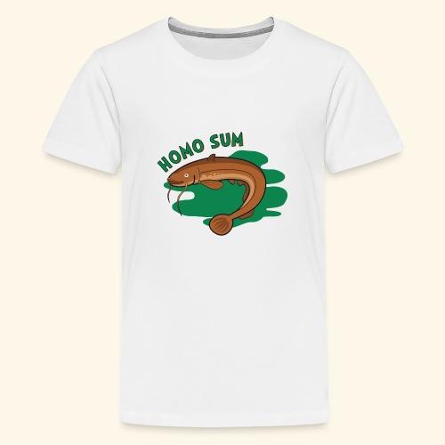 Homo sum ;) - Koszulka młodzieżowa Premium