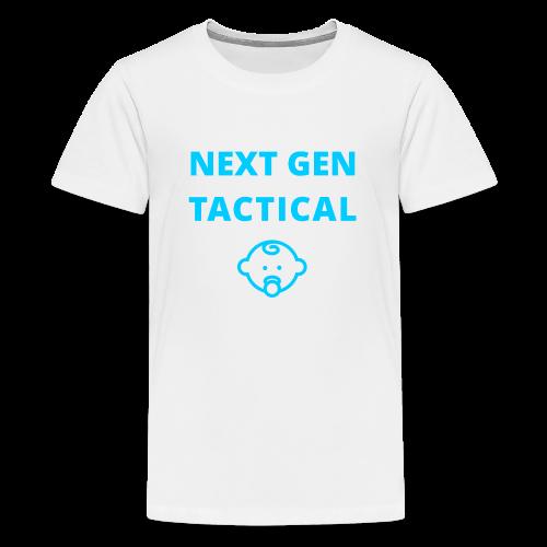 Tactical Baby Boy - Teenager Premium T-shirt