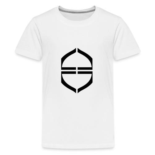Etrange Element Two - Teenage Premium T-Shirt