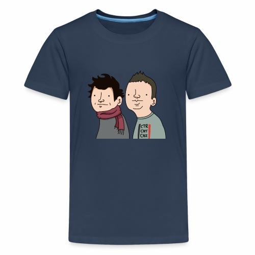 Laink et Terracid Wankuls - T-shirt Premium Ado