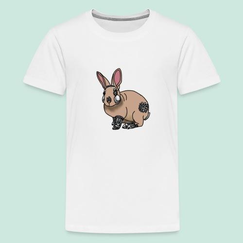 BUNNYBOT - Teenage Premium T-Shirt