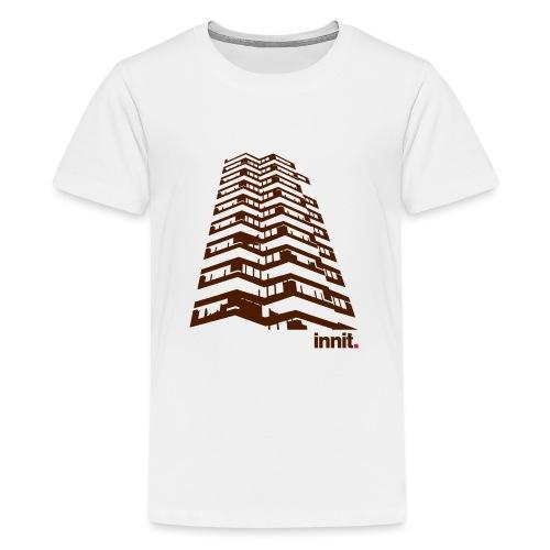 cronxlife - Teenage Premium T-Shirt