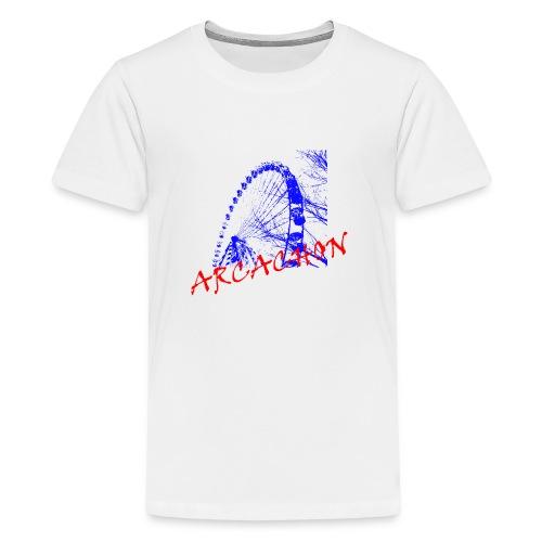 Grande roue Arcachon - T-shirt Premium Ado