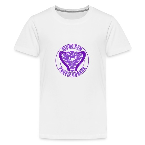 globo gym costume - T-shirt Premium Ado