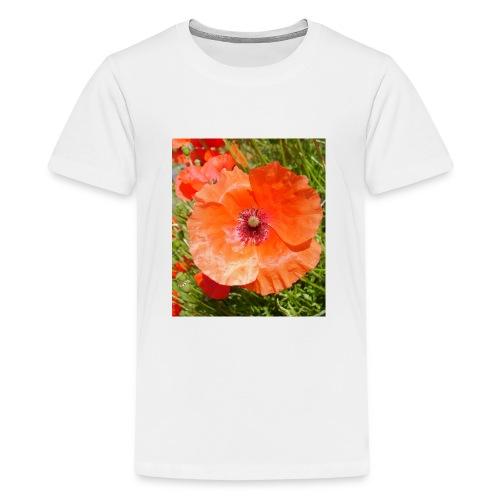poppy - Teenage Premium T-Shirt