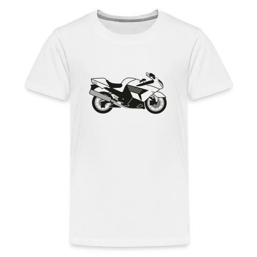 ZZR1400 ZX14 - Teenage Premium T-Shirt
