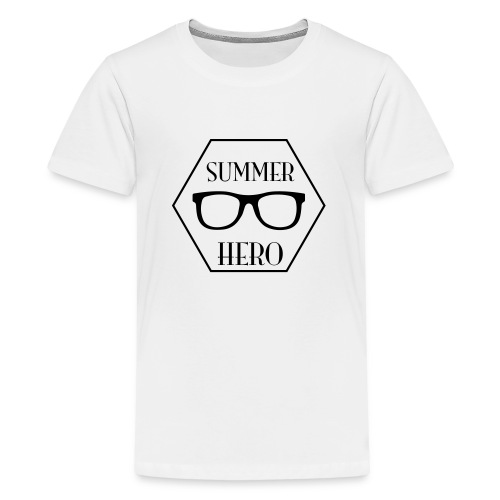 summer hero - Teenager Premium T-shirt