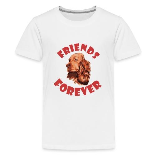 FRIENDS FOREVER - Maglietta Premium per ragazzi