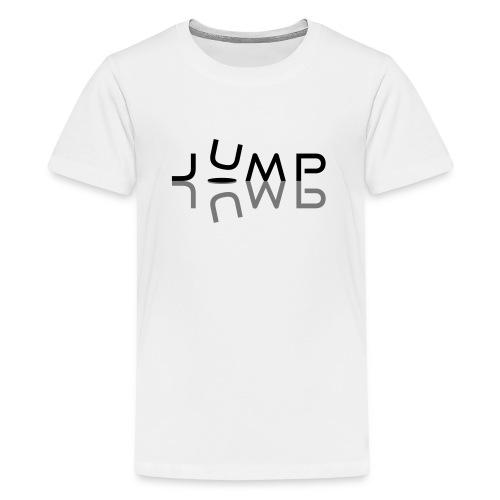 Jump - T-shirt Premium Ado
