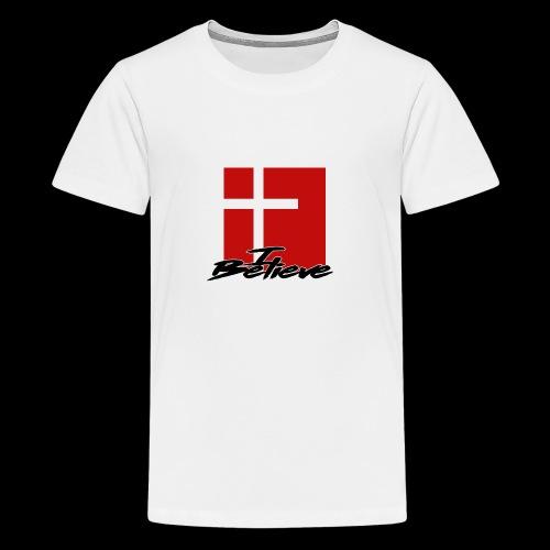 I BELIEVE 2 - Camiseta premium adolescente