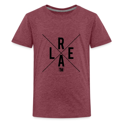 REAL - Teenage Premium T-Shirt