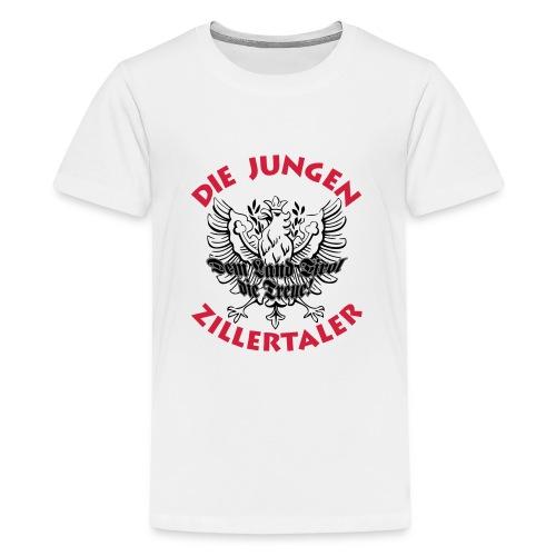 Dem Land Tirol die Treue - Teenager Premium T-Shirt
