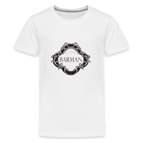 BARMAN CLASSIQUE by Florian VIRIOT - T-shirt Premium Ado