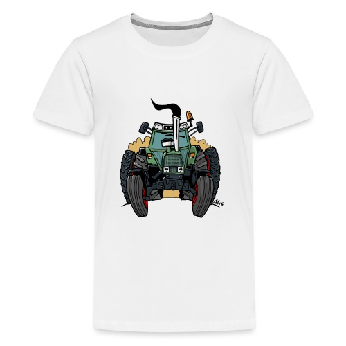 0163 F - Teenager Premium T-shirt