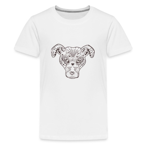 Sugar Dog - Teenager Premium T-Shirt