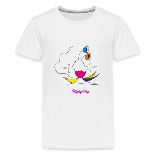 Molly Pop - T-shirt Premium Ado