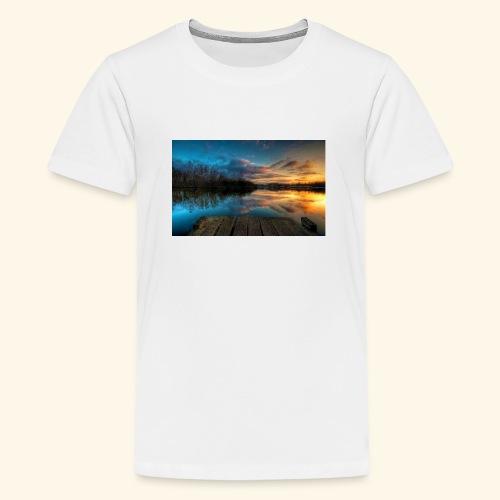 cleo - Teenage Premium T-Shirt