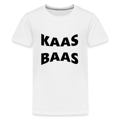 KaasBaas - Teenager Premium T-shirt