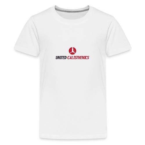unitedclasslogo png - Teenager Premium T-shirt