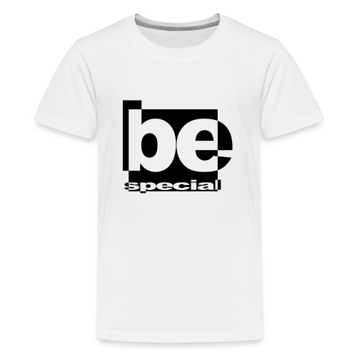 BESPECIAL_NEW.png - Teenager Premium T-shirt