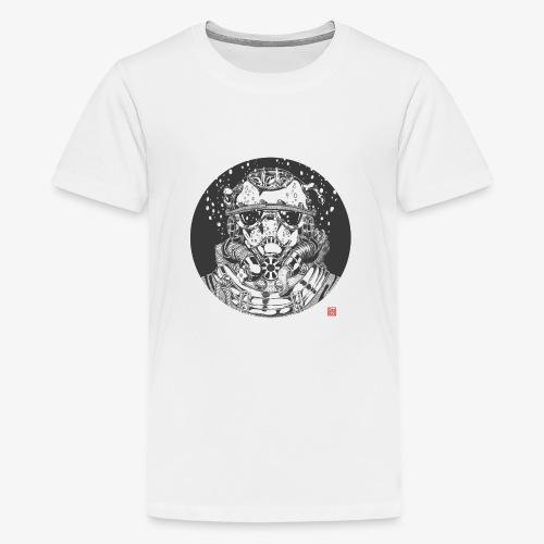 Storm-Diver - Teenager Premium T-Shirt