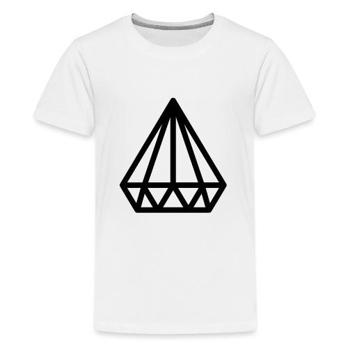 Dropchainers T-Shirt V Auschnitt - Teenager Premium T-Shirt