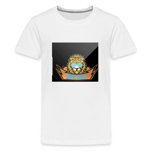 20200216 104401 - Premium-T-shirt tonåring