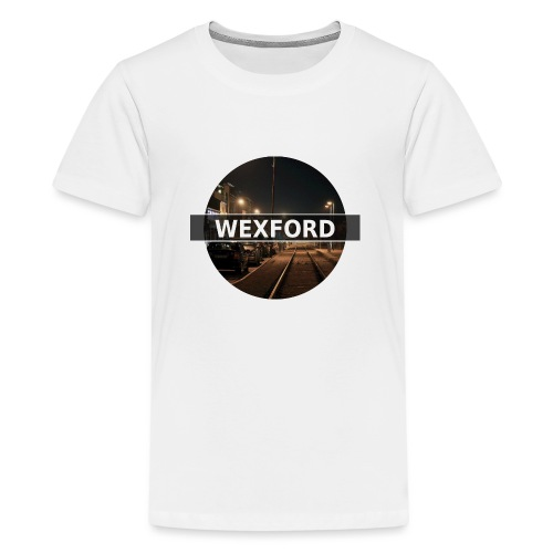 Wexford - Teenage Premium T-Shirt