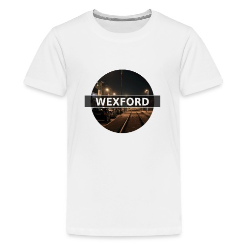 Wexford - Teenage Premium T-Shirt