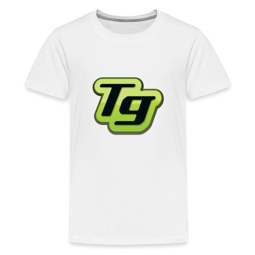 Toxic-Gaming_ - Premium T-skjorte for tenåringer