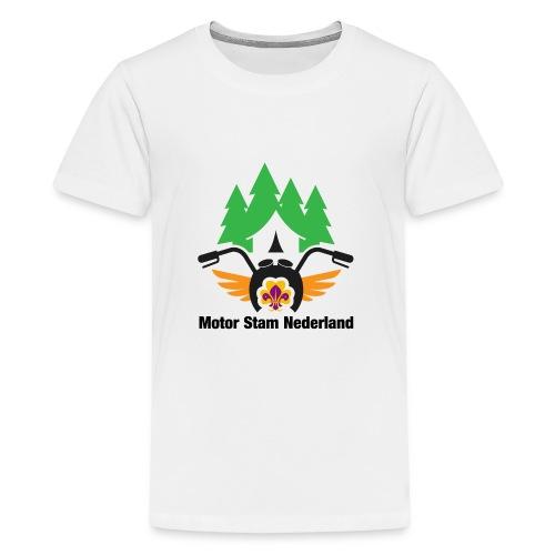 logo motorstam - Teenager Premium T-shirt