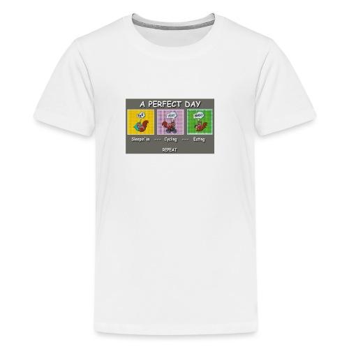 A Perfect Day Halmi - Comic - Teenager Premium T-Shirt