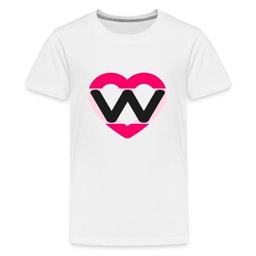 Sweet Beat - Maglietta Premium per ragazzi