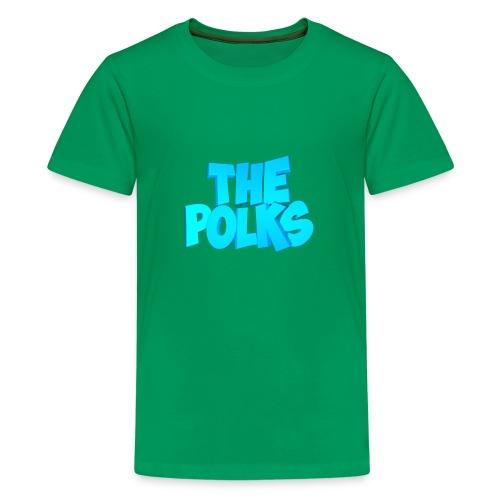 THEPolks - Camiseta premium adolescente