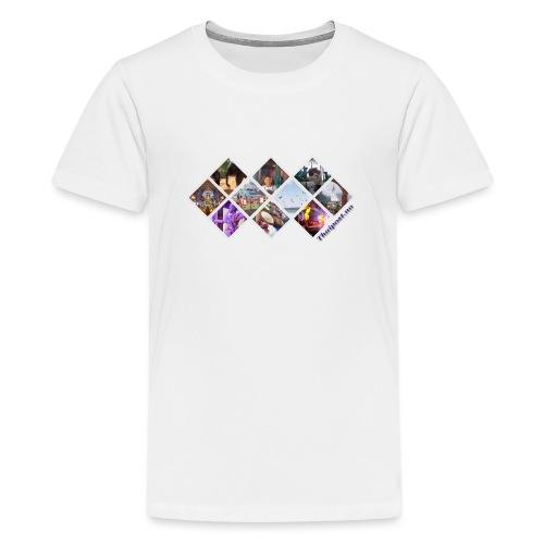 Thaipost.no - Premium T-skjorte for tenåringer