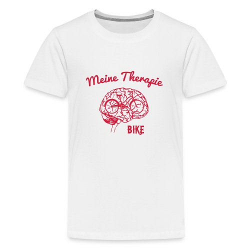 Meine Therapie: Bike - Teenager Premium T-Shirt