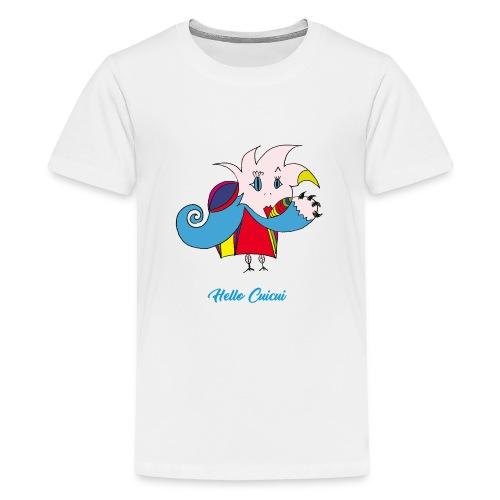 Hello Cuicui - T-shirt Premium Ado