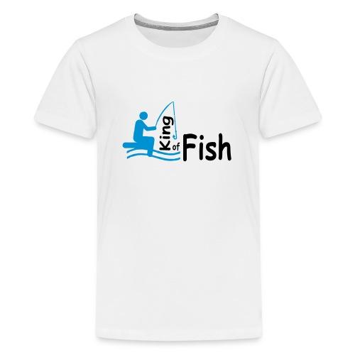 angeln - Teenager Premium T-Shirt
