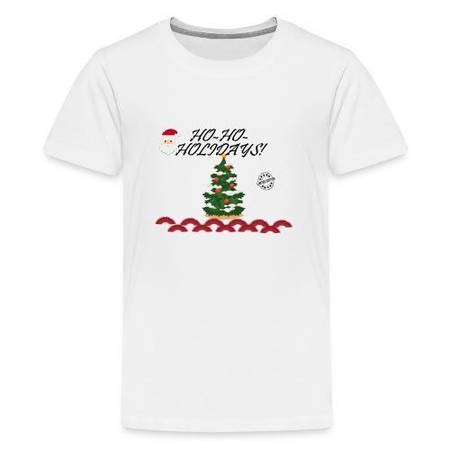 CHRISTMAS - Camiseta premium adolescente