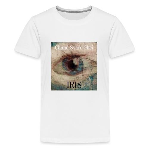 Iris - Premium T-skjorte for tenåringer