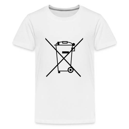 Separate Collection - Teenager Premium T-shirt
